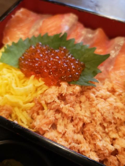 アメ横おすすめ海鮮丼画像