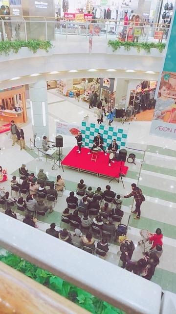 新潟のお正月イベント イオンの画像